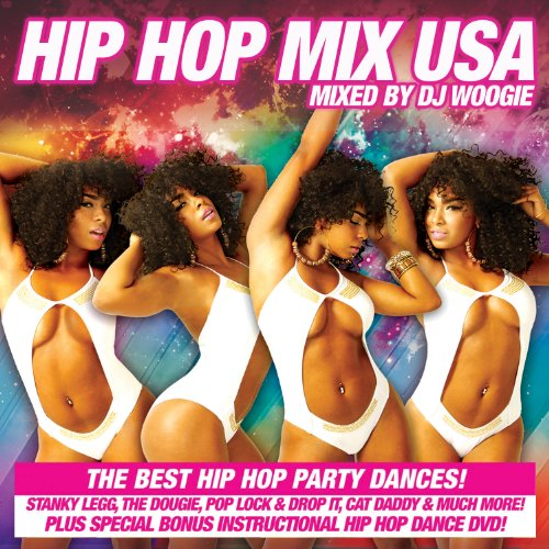 Hip Hop Mix USA (MIXED BY DJ WOOGIE) [CONTINUOUS DJ MIX] (Mixes Recording Dj)