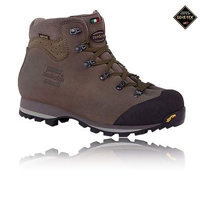 ec0389f34df Zamberlan 491 Trackmaster Gore-Tex Walking Boots - SS19 Brown ...