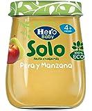 Hero Baby Manzana y Pera - 120 gr