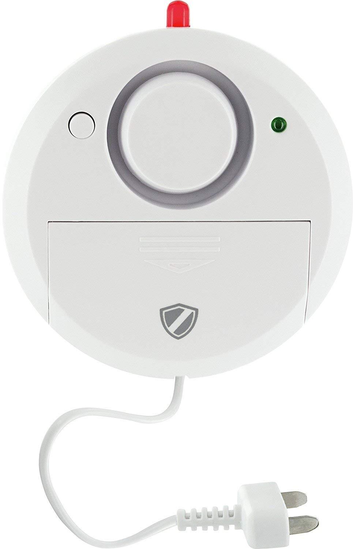 SCHWAIGER 5460 Glasbruch-Melder Fenster//Glasbruch-Alarm//Glasbruch-Sensor//Sirene//Einbruchschutz//Fenster-Sicherung