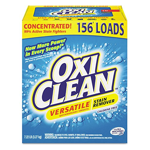 (OxiClean Versatile Stain Remover, 7.22 Lbs)