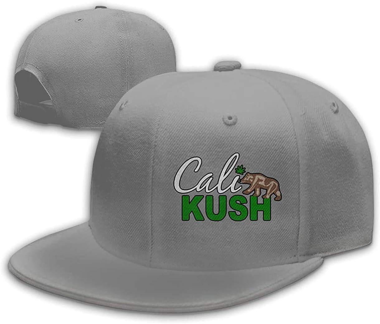 Gorra de b/éisbol unisex NA Cali Kush Weed California Republic