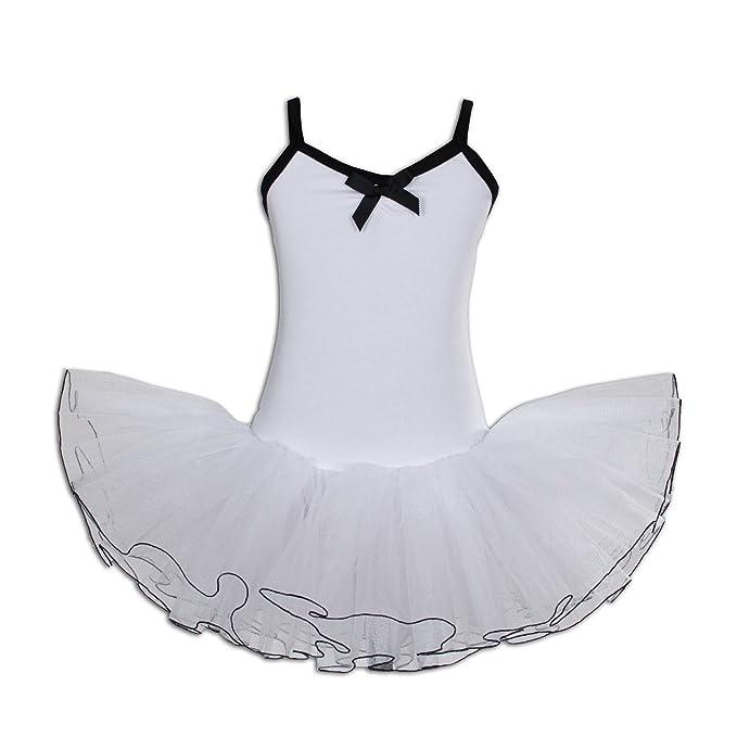 Dance Vestido Cinda Rosa Tutu balletto