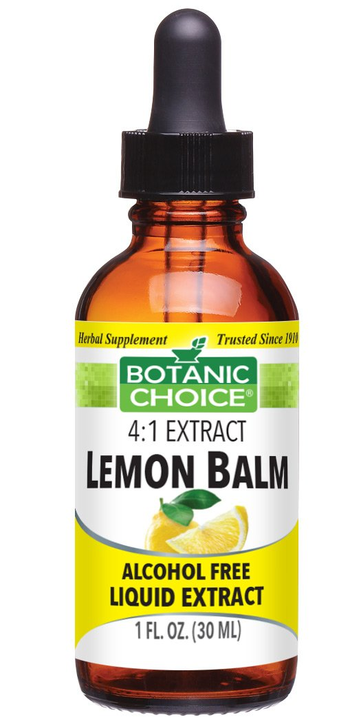 Lemon Balm, Soothing Calming flavoring agent, 1oz