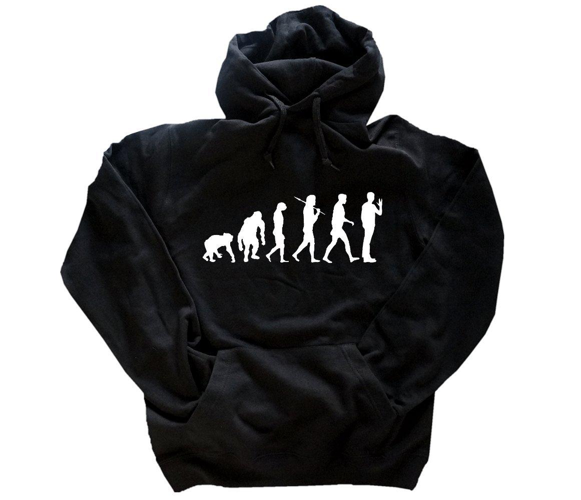 Shirtzshop T-shirt Evolution Lehrer B00PSOTRZC T-Shirts T-Shirts T-Shirts Menschliche Grenze 99417f