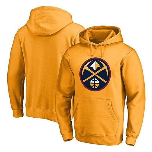 JOEY Camiseta De Sudadera De Baloncesto NBA Hooded Micro Plus ...
