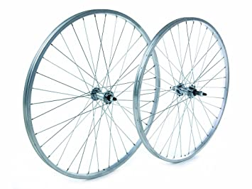 Tru-build Wheels RGR809 - Rueda trasera para bicicleta (26 pulgadas), color