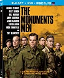 The Monuments Men (Blu-Ray +DVD +Digital HD) by Columbia
