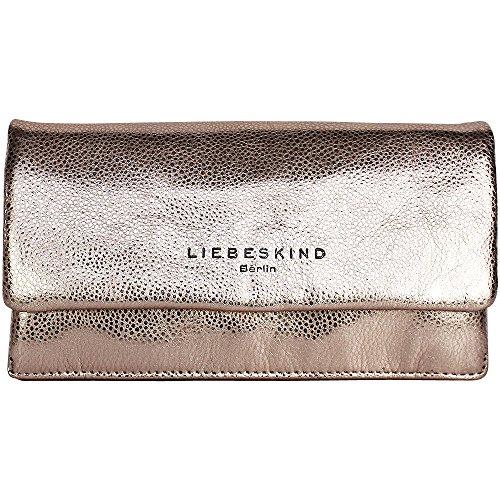 Liebeskind Berlin Damenbörse SlamRe, Soft Calf Leather, Copper