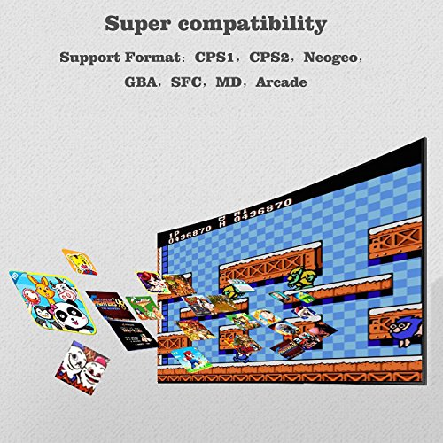 Entertainment System,X-Game Retro Game Consoles Flashback Classic System With 600 Games Of SFC,NEOGEO,CP12,GBA,SFC