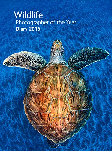 Wildlife Photographer  of the Year Pocket Diary 2016 (Natural History Museum Photographer Of The Year 2016)