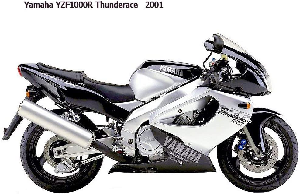 Speedy Fasteners Yamaha Thunderace YZF1000R 1996-2003 Stainless Steel Bolt Kit For Fairings /& Screen