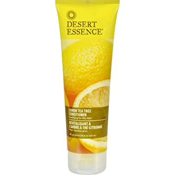 Amazon.com : Desert Essence Conditioner Lemon Tea, 11 oz : Standard ...