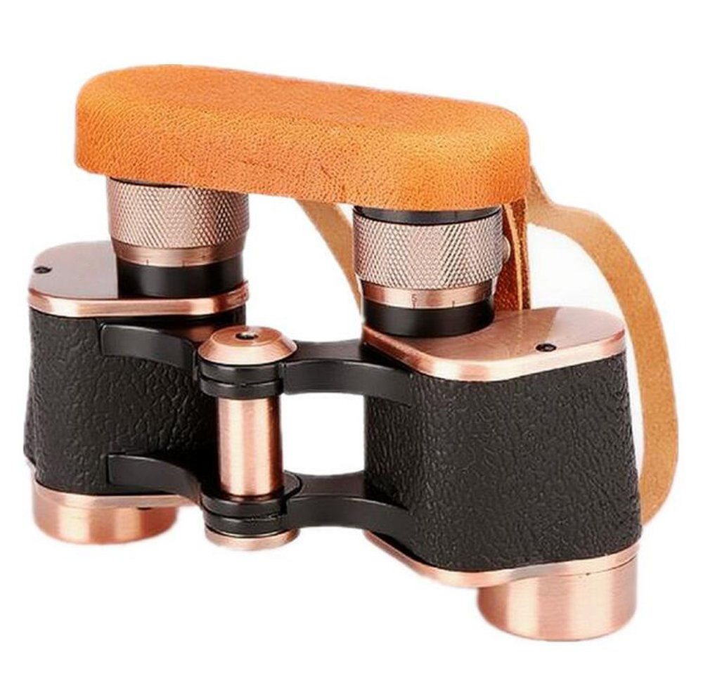 クラシックコレクション、純銅、6 X 24 HDポータブル双眼鏡   B073VKKJW1