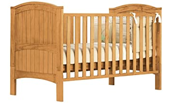 lowest price db001 1ea94 East Coast Henley COTBED Antique: Amazon.co.uk: Baby