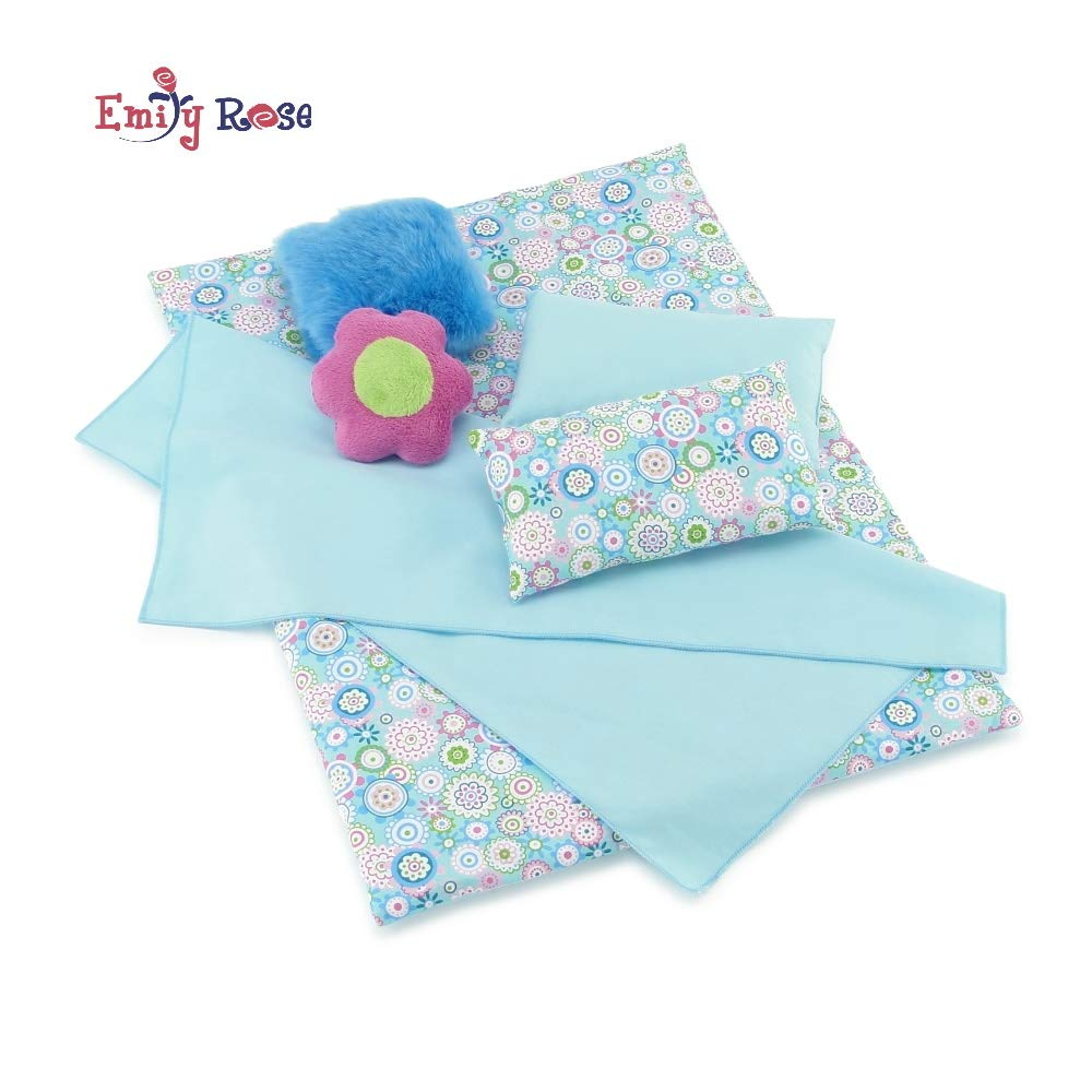 """Emily Rose 18 Inch Doll Accessories for My Life and American Girl Dolls 