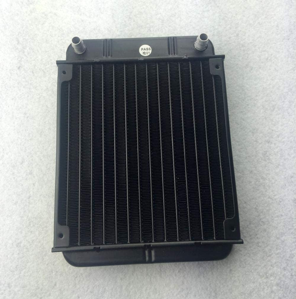 140 fan beauty instrument heat dissipation. computer water cooling system Tool Parts R140 water drain radiator