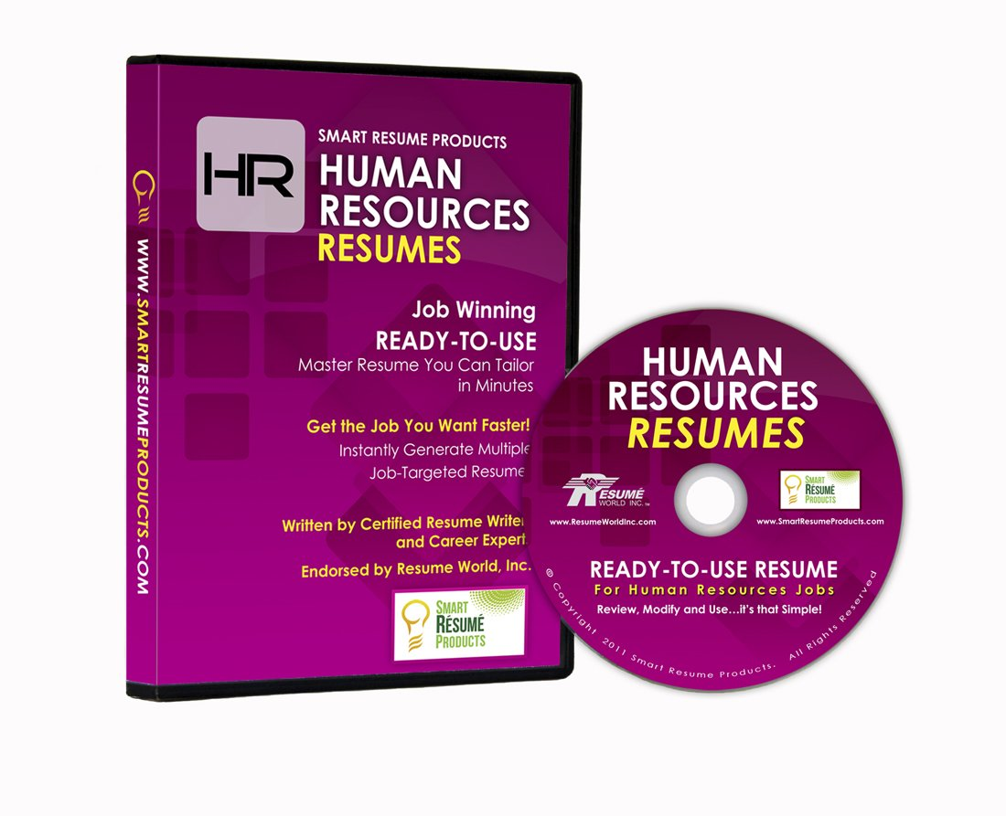 Resume Of Hr Istant | Human Resources Resumes Master Resume For Hr Professionals Written