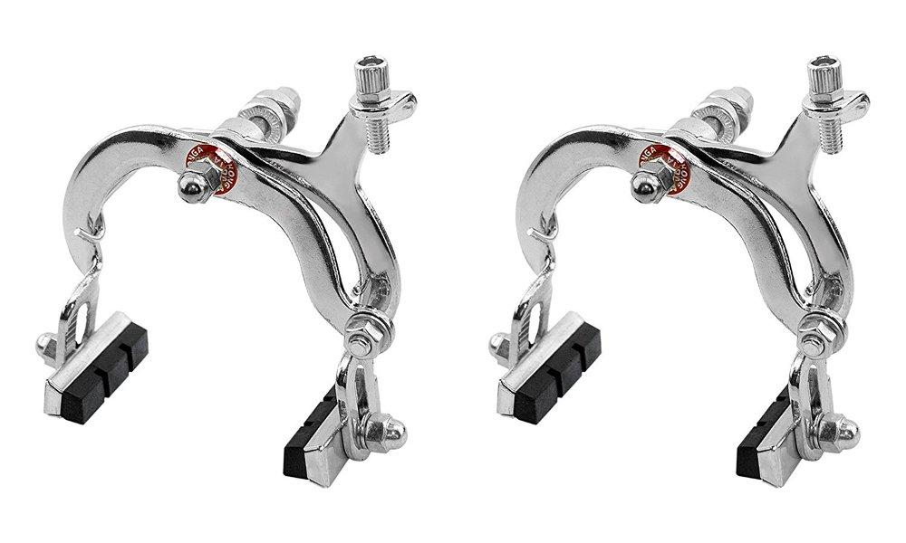 2x Frenos Freno Delantero y Trasero de Herradura en Acero para Bicicleta 2997_2 product image