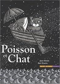 Poisson et Chat par Joan Grant