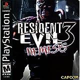 Resident Evil 3: Nemesis - PlayStation