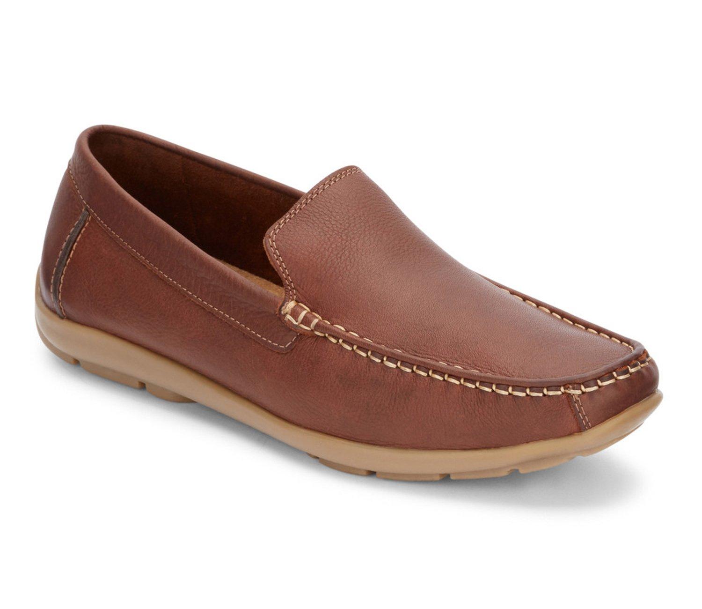 Dockers Men's Kaufman Casual Loafer Shoe, Brown - 13 D(M) US