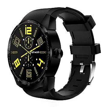 OJBDK Reloj Inteligente 3G Bluetooth SmartWatch, con ...