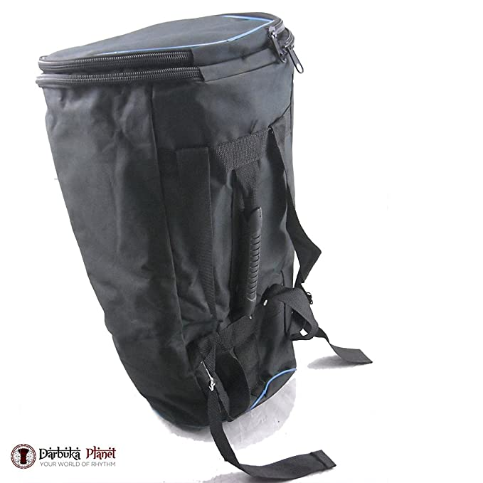 Large 18/'/' Sombaty Darbuka Doumbek premium Fabric Gig-bag Doumbek CASE