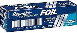Reynolds Foodservice Aluminum Foil - 1000 Square Feet