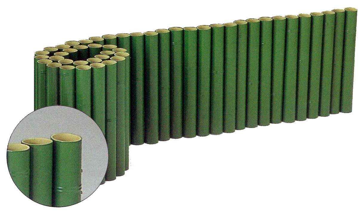 青プラ竹 竹巻 高さ20cm 日本製 (幅150cm) B01M0AOWD8 幅150cm