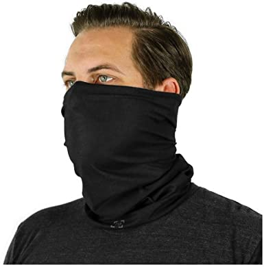 Outdoor Unisex Neck Windproof Sun Protection Mask Sports Safety Face Mask