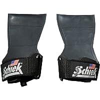 Schiek Model 1900 Ultimate Grip Gewichtheffen Bandjes Haken Handschoen Wraps