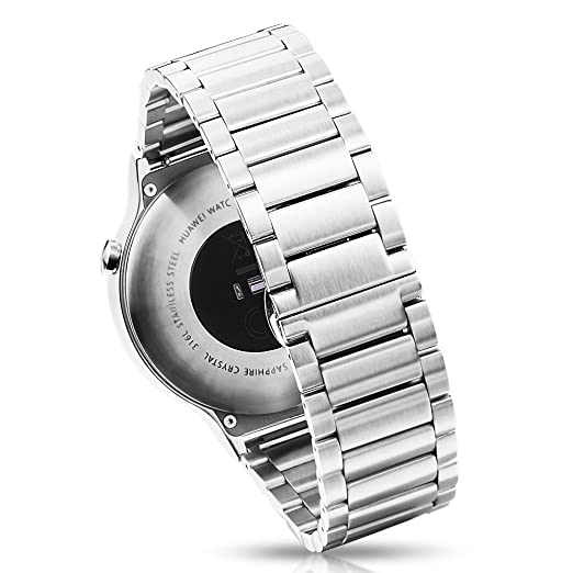 27 opinioni per Huawei Orologio da polso, acciaio INOX INOX TTrees-Cinturino per orologio,