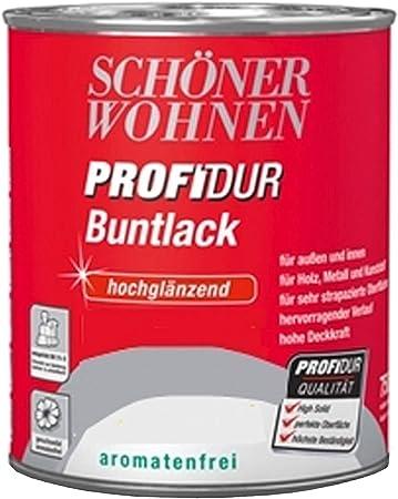 Schoner Wohnen Lack Farbe Ral 8514 Sand 3x125 375 Ml Aromatenfrei Bowatex Amazon De Baumarkt