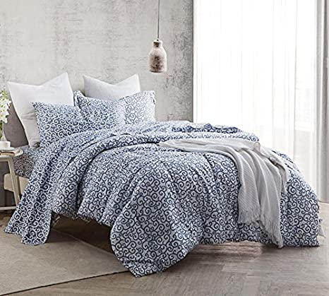 best price later best place Byourbed Dawning Gray Twin XL Comforter Set