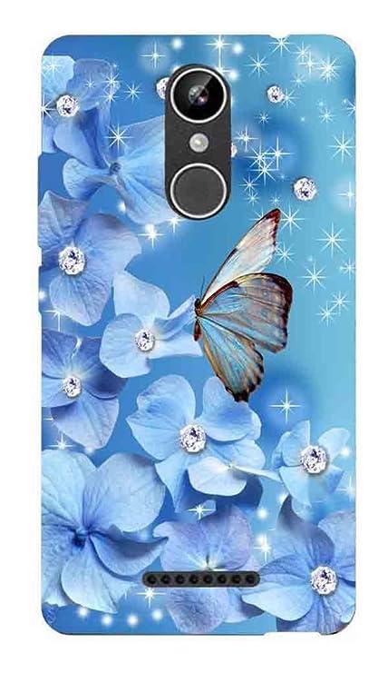 new styles 01278 e3fe2 FADSHO Plastic Back Cover for Xolo Era 2X (Multicolour)