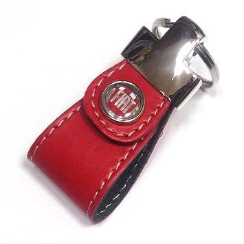 Kolpito - Llavero para coche o moto, con logotipo Fiat ...
