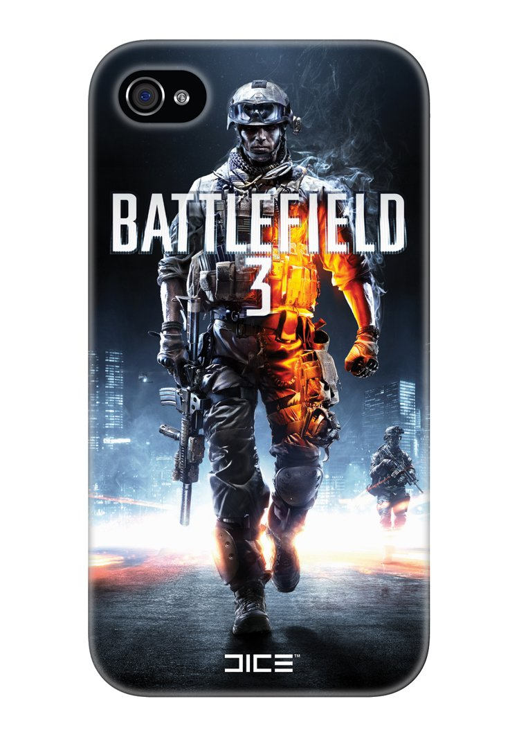 Amazon com: Big Ben Interactive Official Battlefield 3 Case