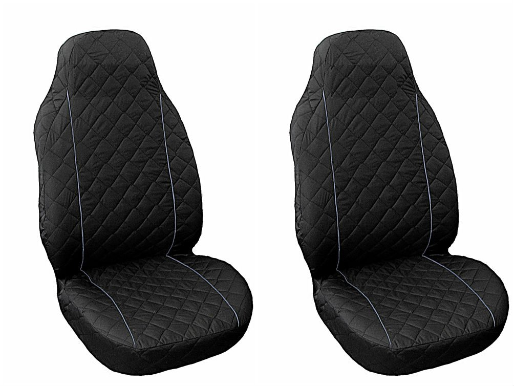 Prime New Front Seat Covers For Citroen C1 C2 C3 C4 C5 Xsara Picasso Grey Piping Theyellowbook Wood Chair Design Ideas Theyellowbookinfo