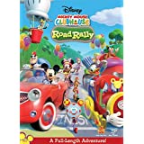 Mickey Mouse Clubhouse: Road Rally - DVD