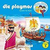 Gefahr für Rom (Die Playmos 5) | Simon X. Rost, Florian Fickel