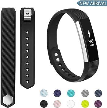 Amazon.com: POY correas de repuesto compatibles para Fitbit ...