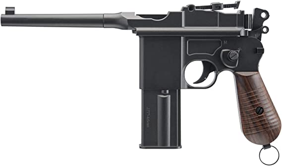 Umarex Legends M712 Blowback Automatic .177 Caliber BB Gun Air Pistol