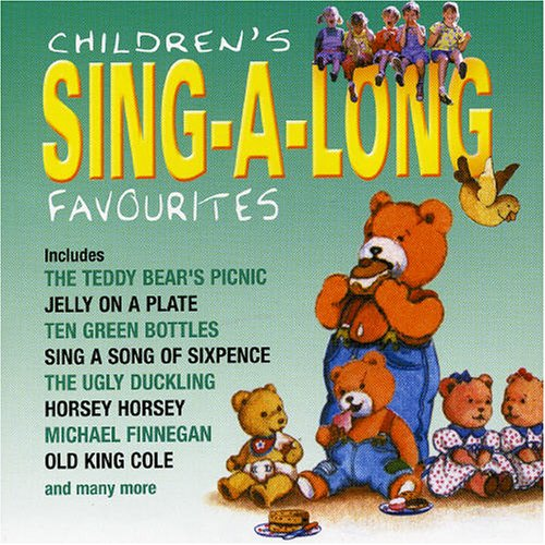 Childrens Sing A Long Favourites Amazoncouk Music