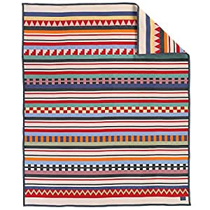 Pendleton Blankets, Tamiami Trail Wool Queen Blanket