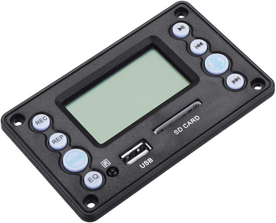 Bestlymood 4.2Dc Mp3 Decoder Scheda Decodifica Lettore Mp3 Modulo Audio Supporto Ape Flac Wma Wav Mp3 Con Testi Display