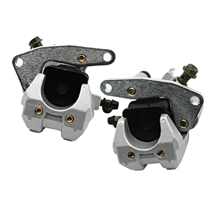 FRONT RIGHT LEFT BRAKE CALIPERS FOR SUZUKI OZARK 250 LTF 250 LT-F250 2002-2012