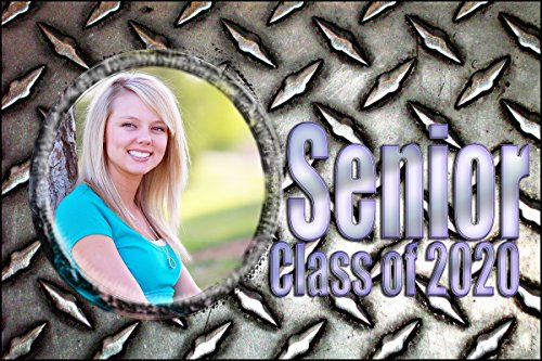 Photoshop Templates PSD for Senior & Graduation