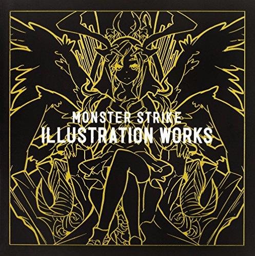 MONSTER STRIKE ILLUSTRATION WORKS [ART BOOK - JAPANESE EDITION] 2016