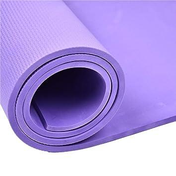 SUFU 8MM Grueso EVA Yoga Mat Fitness Antideslizante Práctica ...